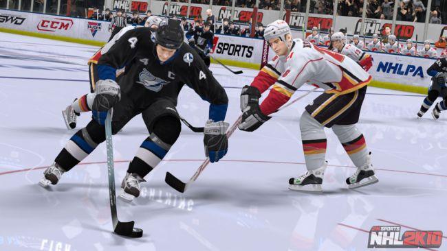 NHL 2K10 - Screenshots - Bild 11