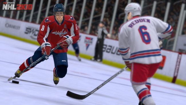 NHL 2K10 - Screenshots - Bild 16