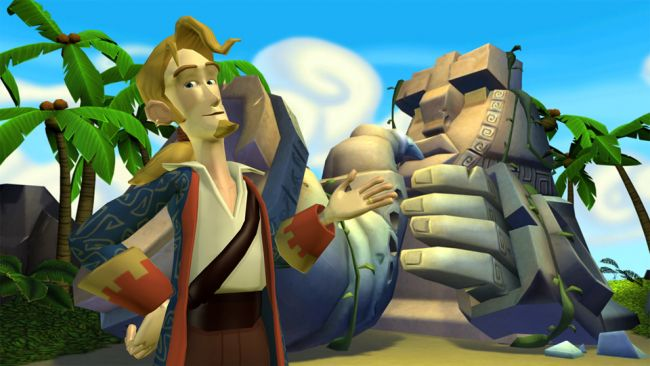Tales of Monkey Island Chapter 1: Launch of the Screaming Narwhal - Screenshots - Bild 3