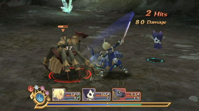 Tales of Symphonia: Dawn of the New World - Screenshots - Bild 6