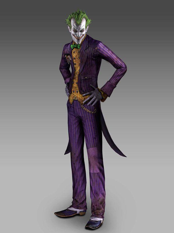 Batman: Arkham Asylum - Artworks - Bild 2