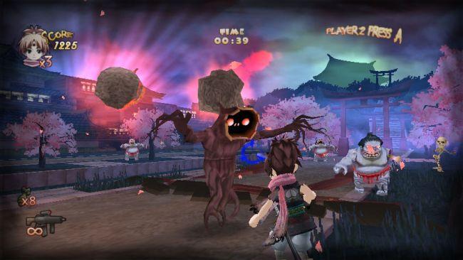 Zombie Panic in Wonderland - Screenshots - Bild 6