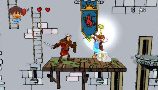 Die Drei Musketiere: Einer für alle! - Screenshots - Bild 9