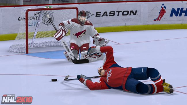 NHL 2K10 - Screenshots - Bild 8