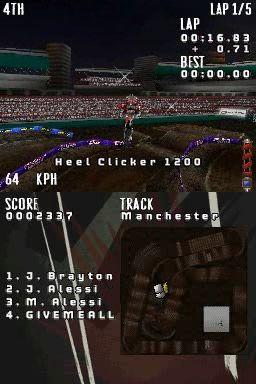 MX vs. ATV Reflex - Screenshots - Bild 7