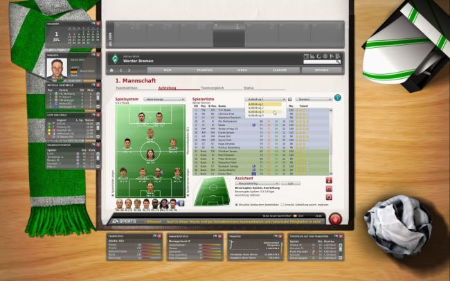 Fussball Manager 10 - Screenshots - Bild 17