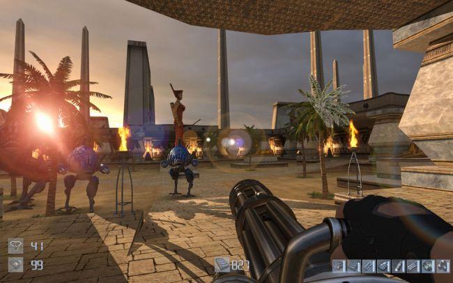 Serious Sam HD - Screenshots - Bild 3