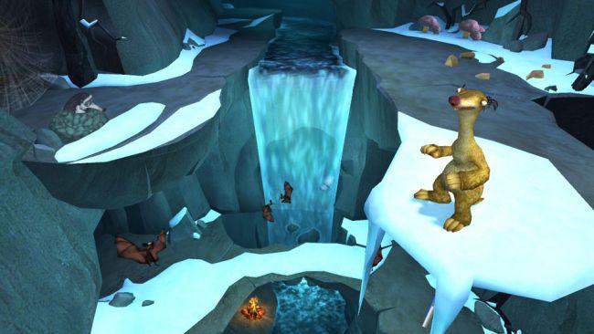 Ice Age 3: Die Dinosaurier sind los - Screenshots - Bild 16