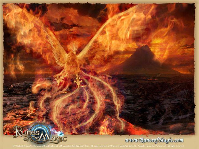 Runes of Magic - Chapter II: The Elven Prophecy - Artworks - Bild 1