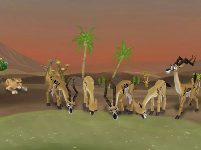 SimAnimals Afrika - Screenshots - Bild 8