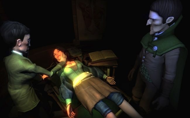 Haunted - Screenshots - Bild 15