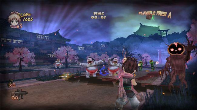 Zombie Panic in Wonderland - Screenshots - Bild 10