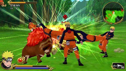 Naruto Shippuden Legends - Screenshots - Bild 2