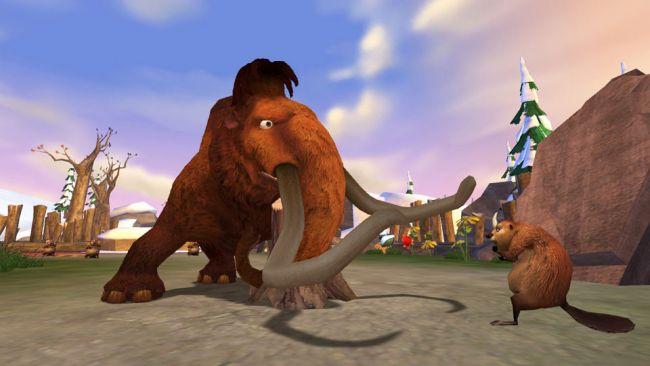 Ice Age 3: Die Dinosaurier sind los - Screenshots - Bild 11
