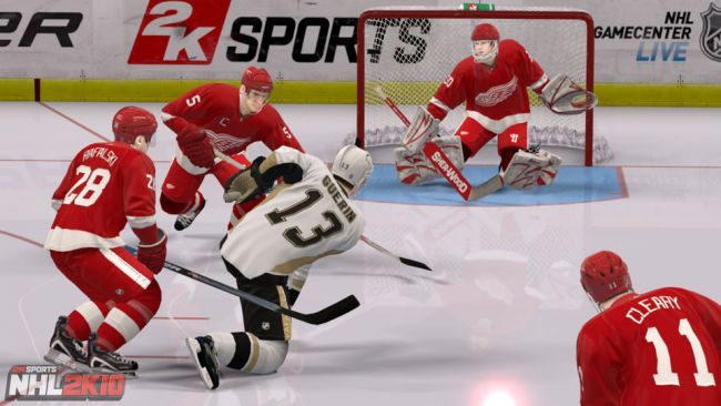 NHL 2K10 - Screenshots - Bild 9