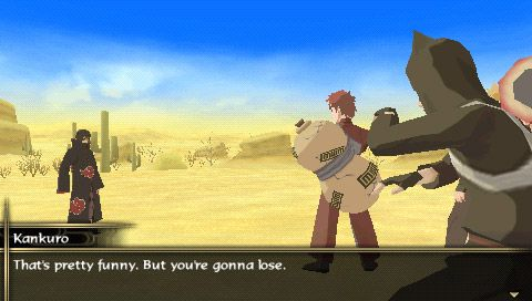 Naruto Shippuden Legends - Screenshots - Bild 7