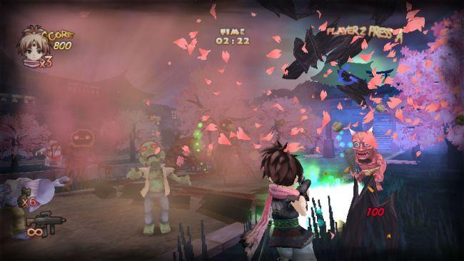 Zombie Panic in Wonderland - Screenshots - Bild 4