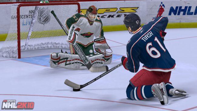 NHL 2K10 - Screenshots - Bild 7