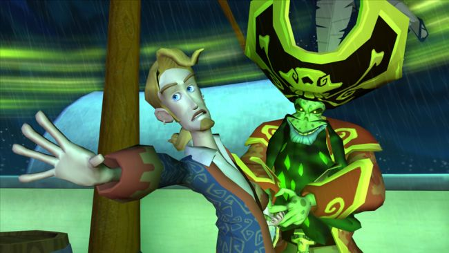 Tales of Monkey Island Chapter 1: Launch of the Screaming Narwhal - Screenshots - Bild 1