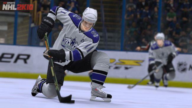 NHL 2K10 - Screenshots - Bild 13