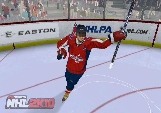 NHL 2K10 - Screenshots - Bild 4