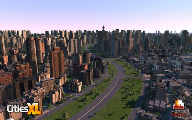 Cities XL - Screenshots - Bild 4