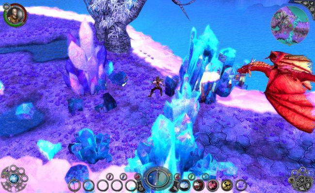 Sacred 2: Fallen Angel - Ice & Blood - Screenshots - Bild 5