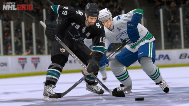 NHL 2K10 - Screenshots - Bild 14