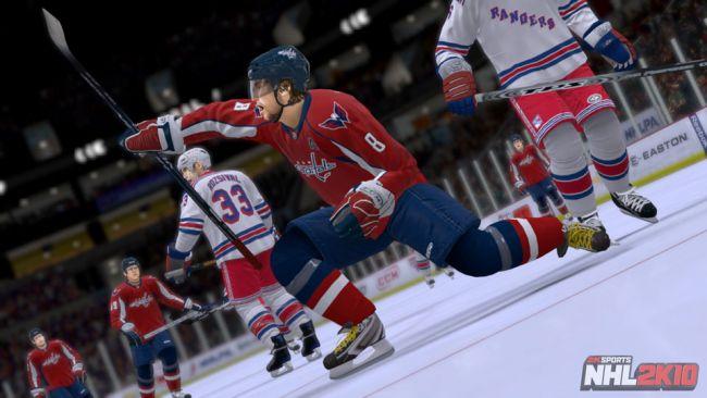 NHL 2K10 - Screenshots - Bild 17