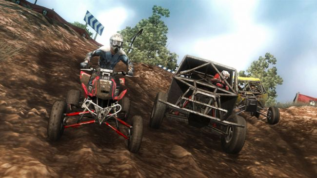 MX vs. ATV Reflex - Screenshots - Bild 17