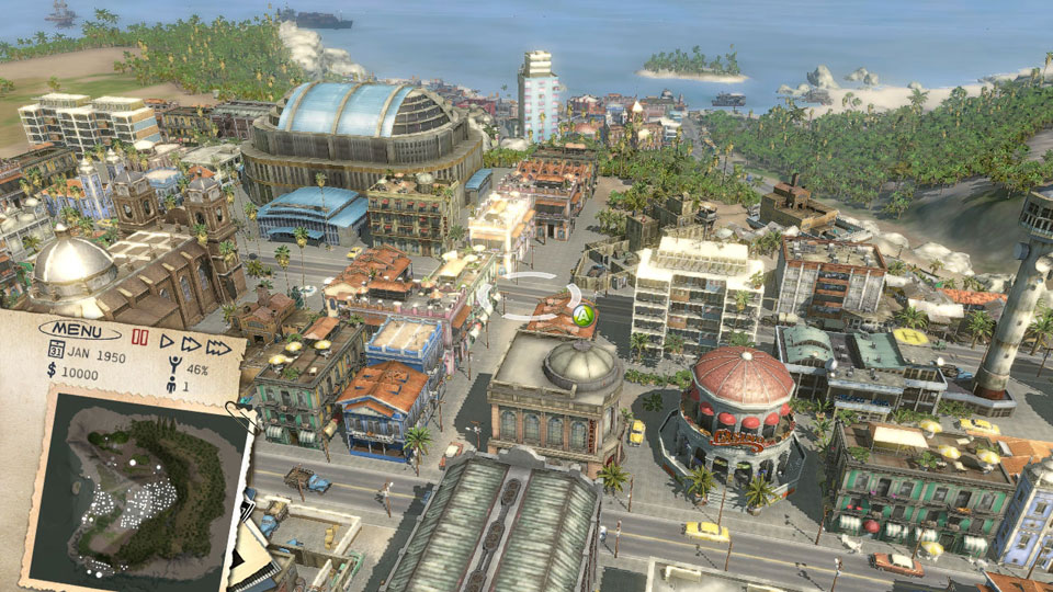 Xbox 360 Strategy Games : Hardware post strategy game for pc and xbox tropico