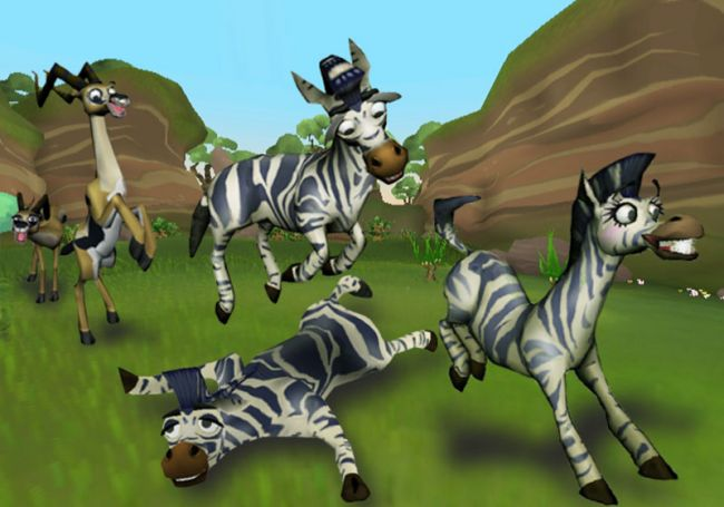 SimAnimals Afrika - Screenshots - Bild 9
