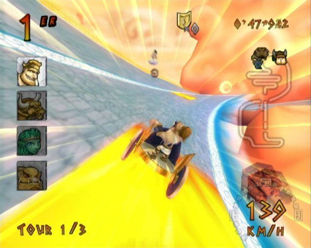 Heracles Chariot Racing - Screenshots - Bild 14