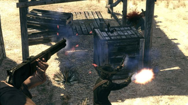 Call of Juarez: Bound in Blood - Screenshots - Bild 13