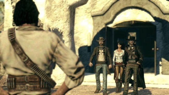 Call of Juarez: Bound in Blood - Screenshots - Bild 24