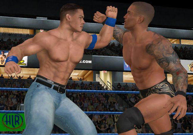 WWE SmackDown! vs. RAW 2010 - Screenshots - Bild 6
