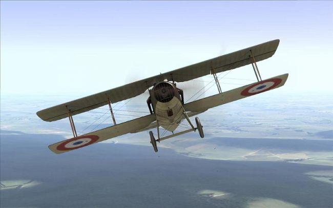 Rise of Flight - Screenshots - Bild 5