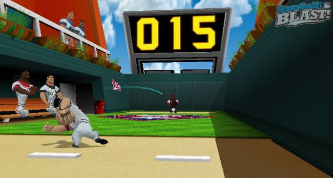 Baseball Blast! - Screenshots - Bild 1