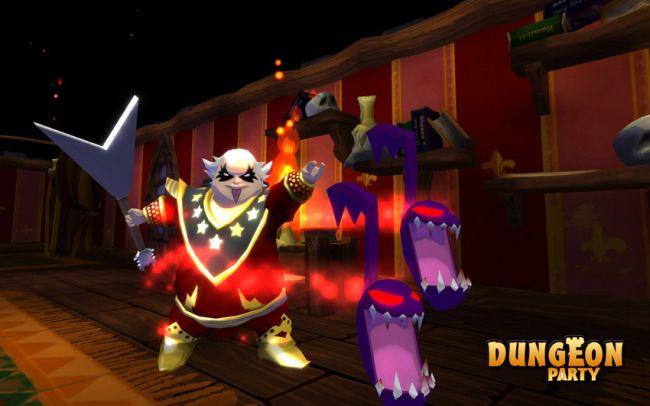 Dungeon Party - Screenshots - Bild 1