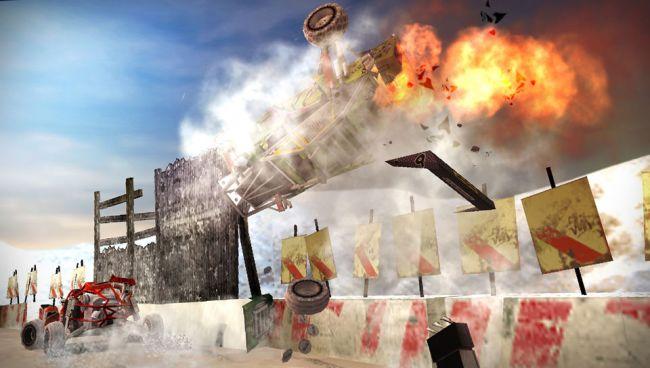 MotorStorm: Arctic Edge - Screenshots - Bild 12