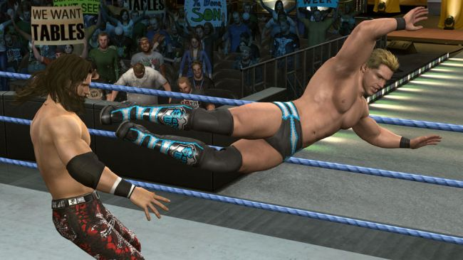 WWE SmackDown! vs. RAW 2010 - Screenshots - Bild 14