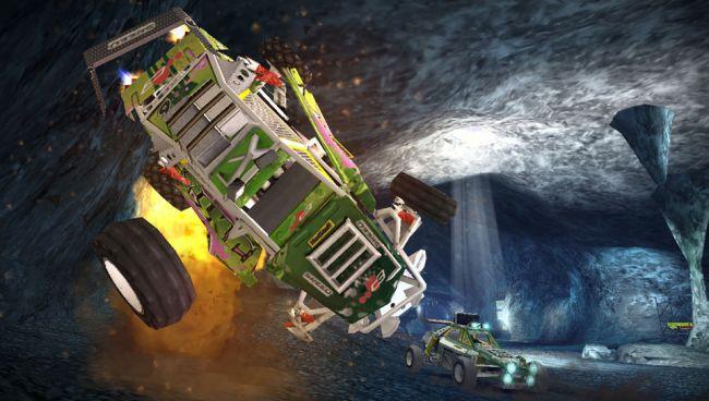 MotorStorm: Arctic Edge - Screenshots - Bild 9