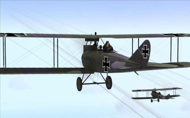 Rise of Flight - Screenshots - Bild 7