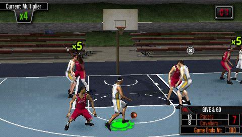 NBA 10 The Inside - Screenshots - Bild 4
