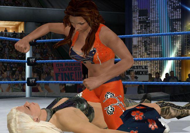 WWE SmackDown! vs. RAW 2010 - Screenshots - Bild 8