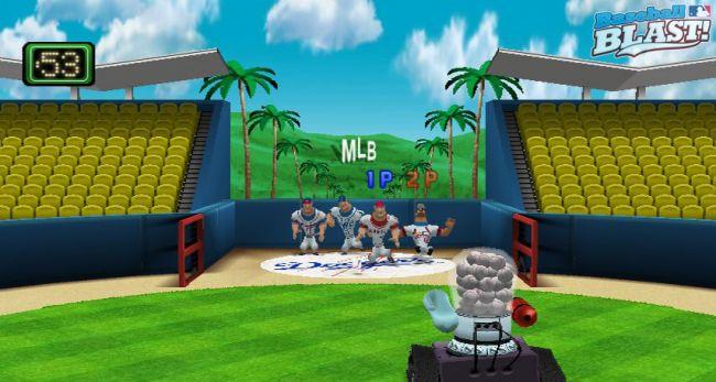 Baseball Blast! - Screenshots - Bild 2