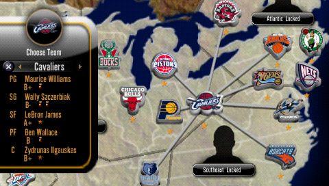 NBA 10 The Inside - Screenshots - Bild 11
