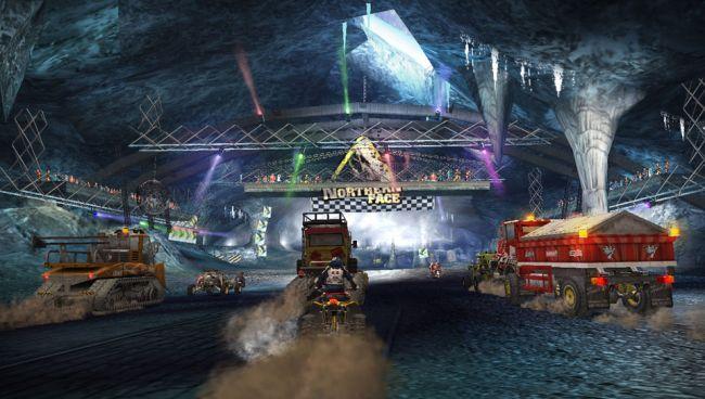 MotorStorm: Arctic Edge - Screenshots - Bild 8