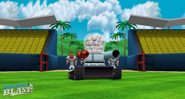 Baseball Blast! - Screenshots - Bild 4