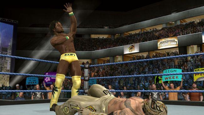 WWE SmackDown! vs. RAW 2010 - Screenshots - Bild 10